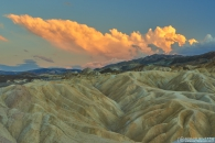 Death Valley (Zabriskie point)